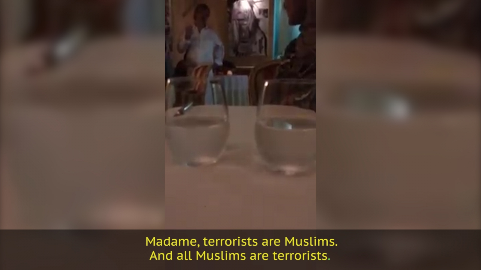 France: Two Muslim women thrown out of restaurant by manager for wearing hijabs