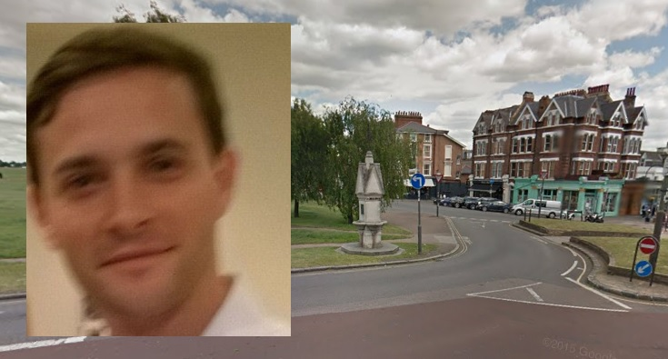 Oliver Dearlove Blackheath murder 2016