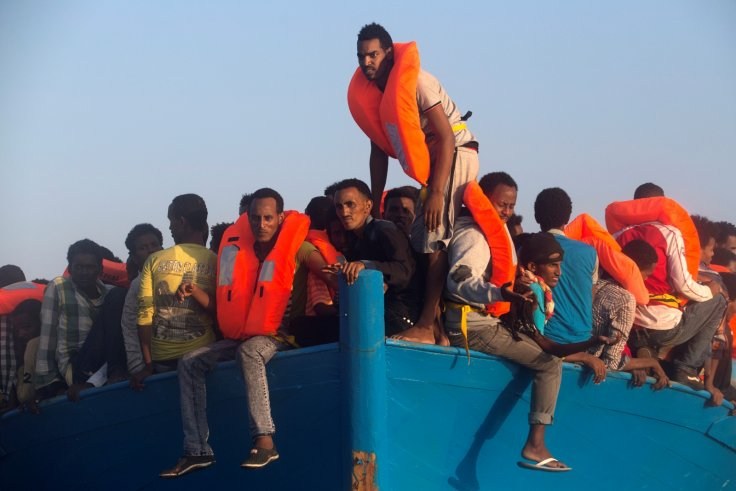 Migrants from Eritrea
