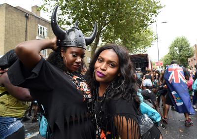 Notting Hill Carnival 2016