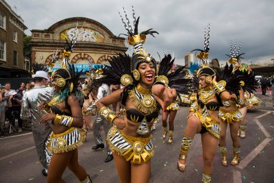 Notting Hill Carnival 2016