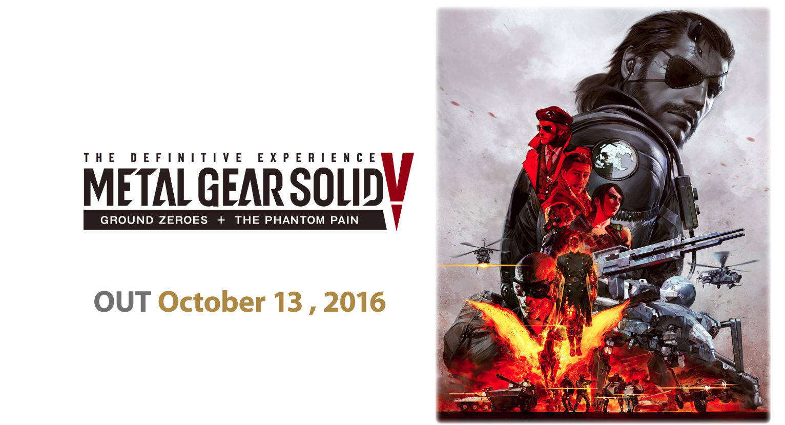 Metal Gear Solid 5 The Definitive Experience