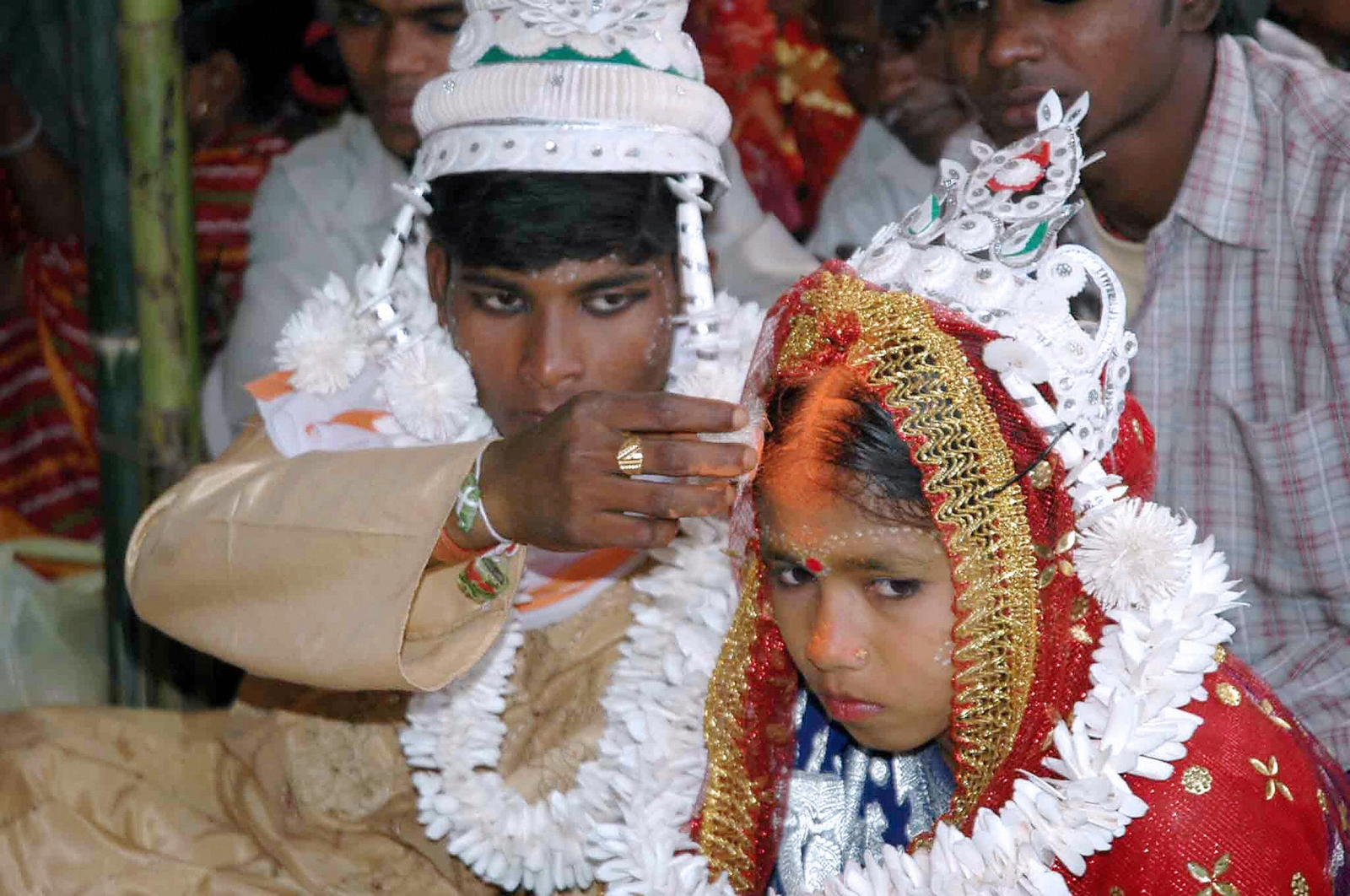 India child marriage