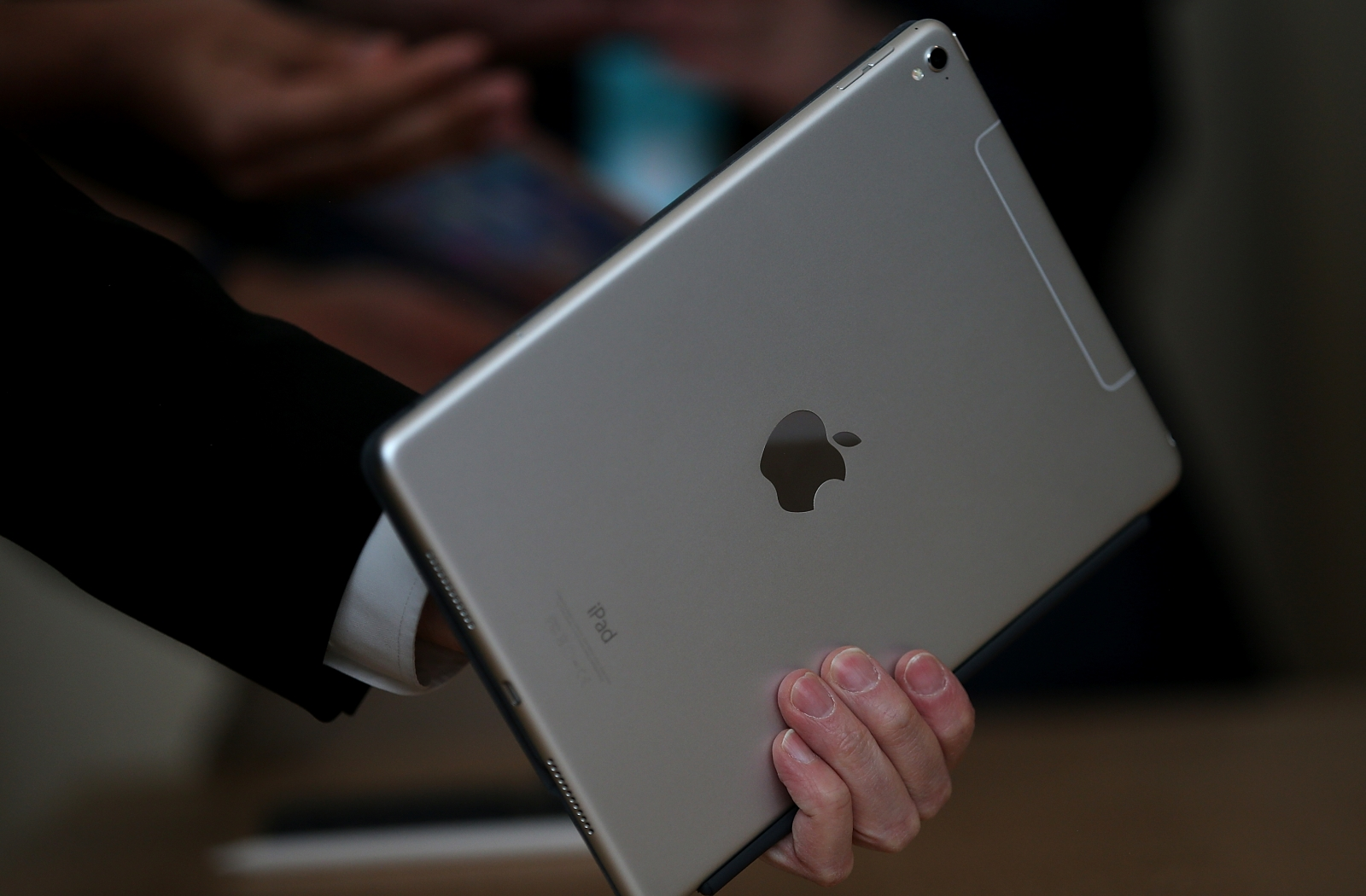 Apple working on new iPad software upgrade
