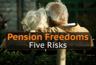 Pension freedoms: Five biggest risks to taking out your savings early