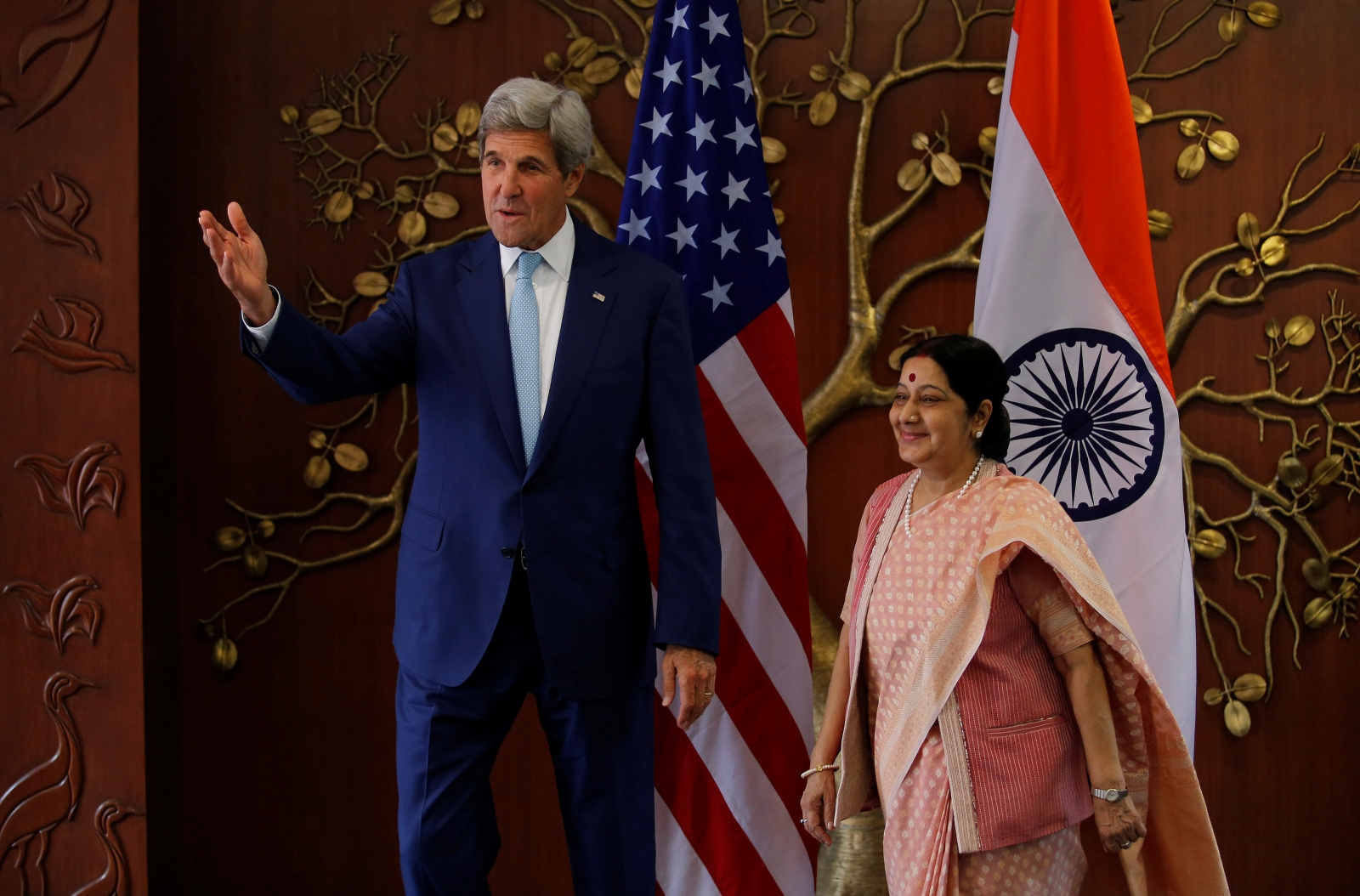 India US ties