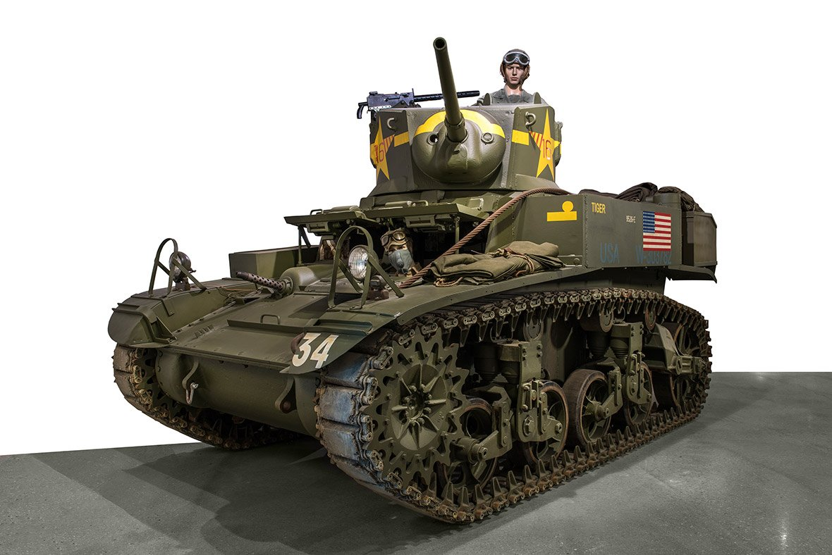 D-Day auction Normandy Tank Museum