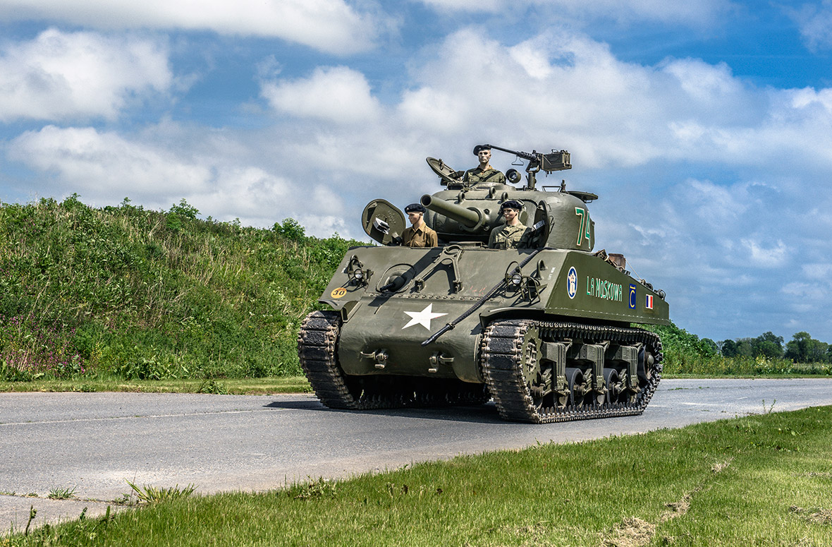 Ww2 Military Vehicles For Sale Uk >> Normandy Tank Museum sale of World War Two vehicles and D-Day landing craft