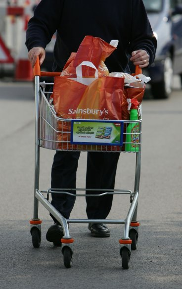 sainsburys slow shopping for disabled