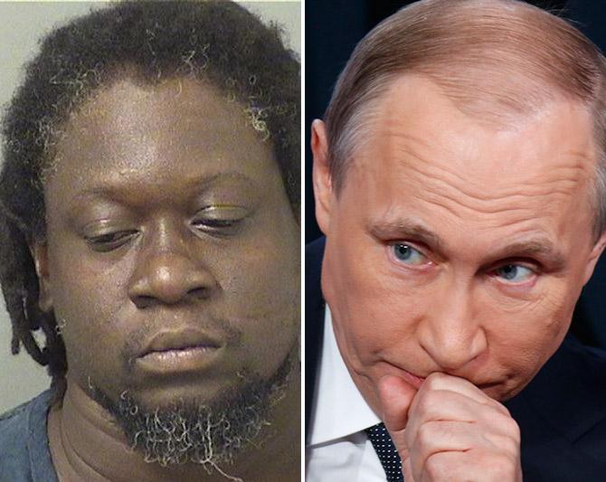 Vladimir Putin West Palm Beach