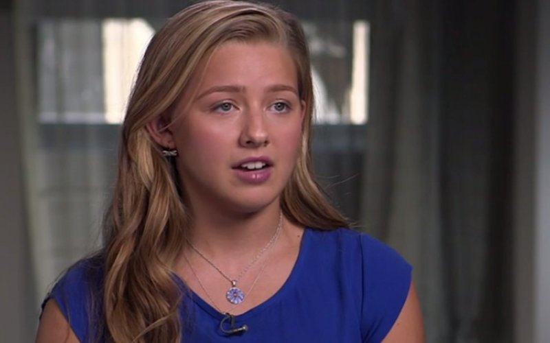 Chessy Prout on sex assault