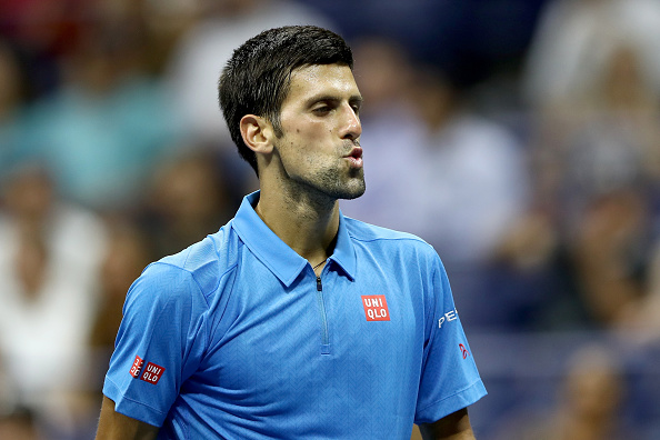 Novak Djokovic begins US Open title defence with victory over Jerzy Janowicz