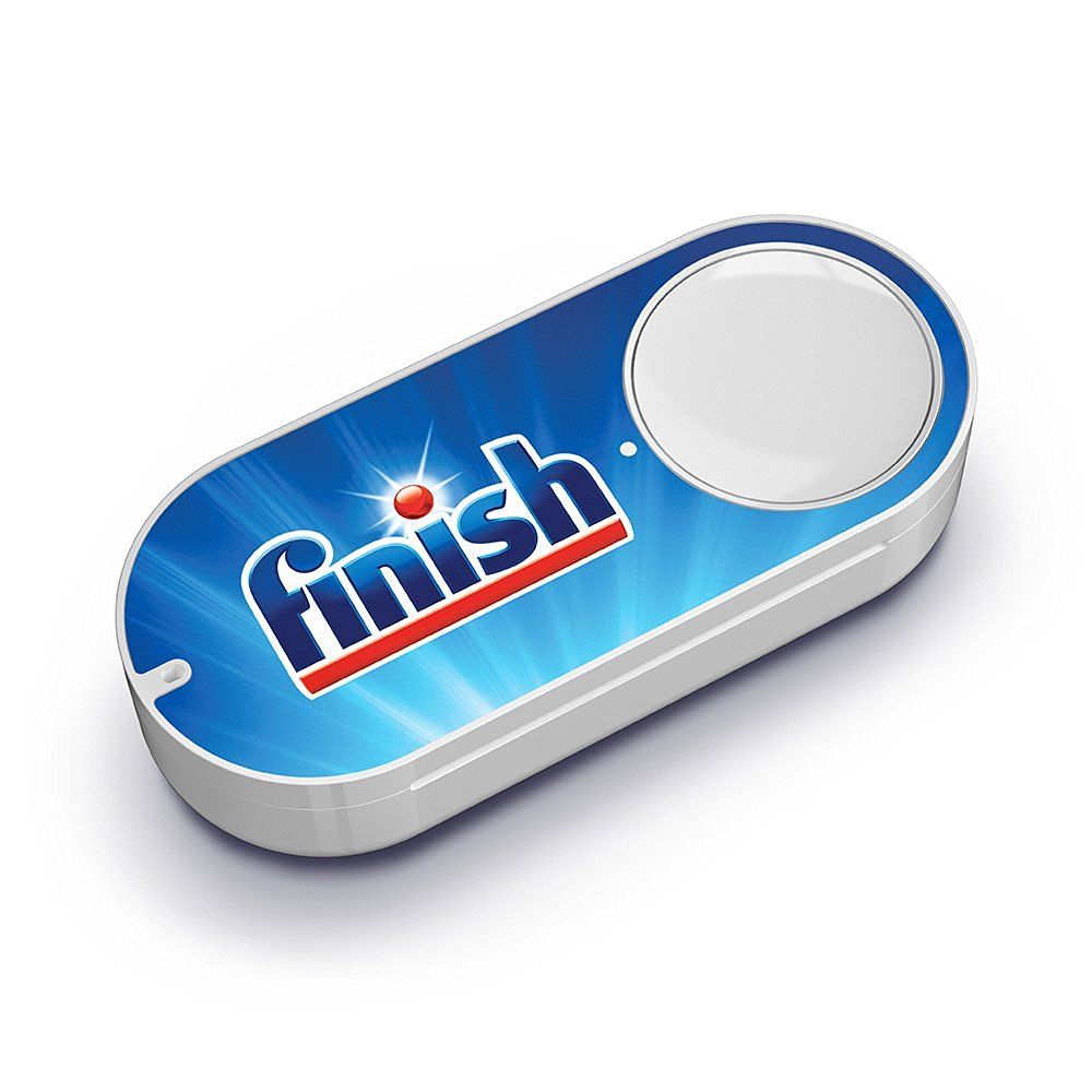 Amazon Dash Finish button