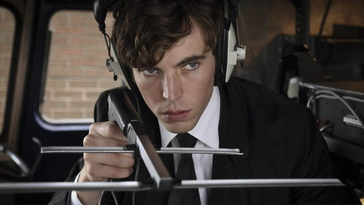 Tom Hughes as James Bond