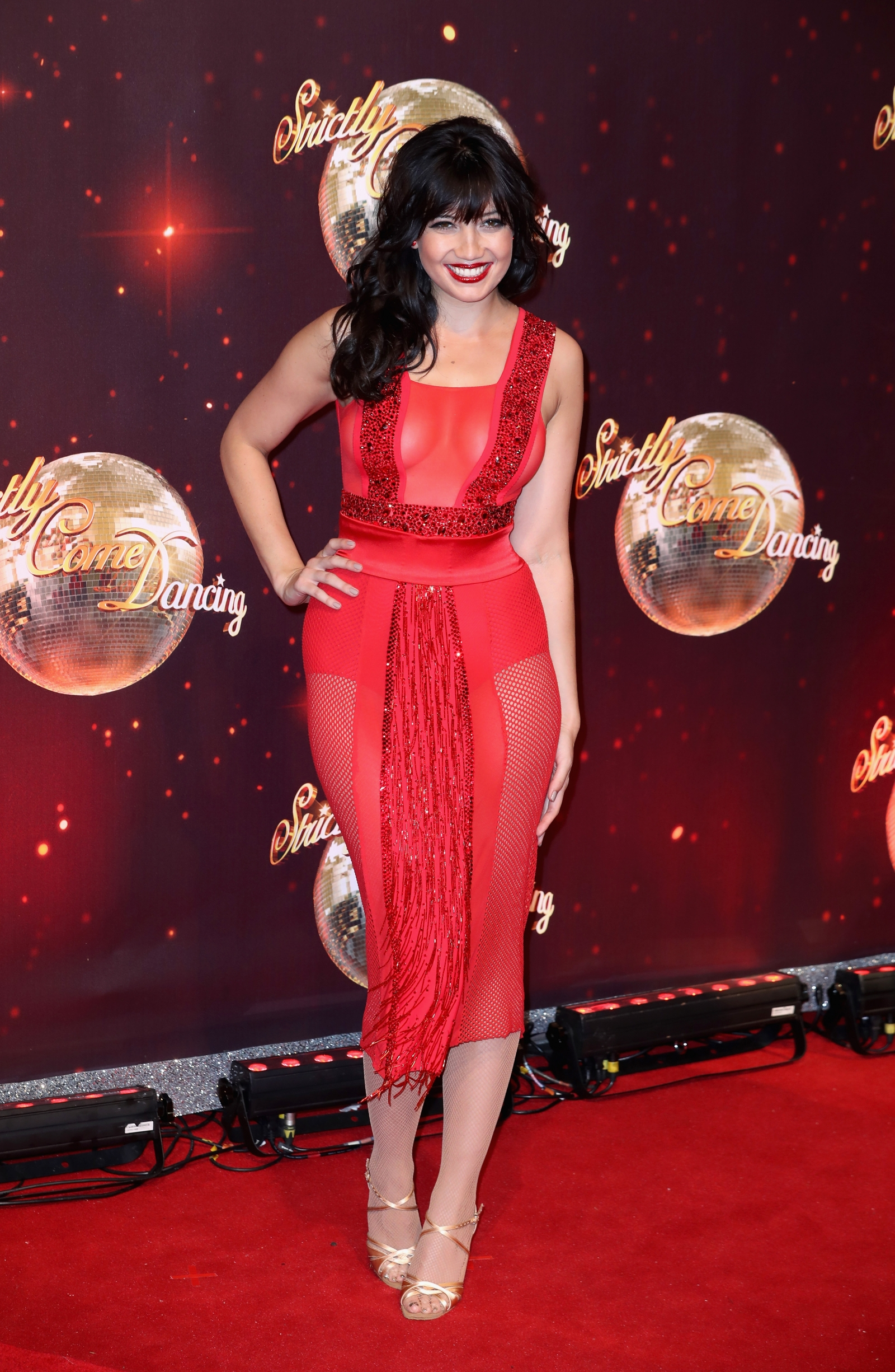 Daisy Lowe Faces Axe From Bbc Show After Raunchy Video