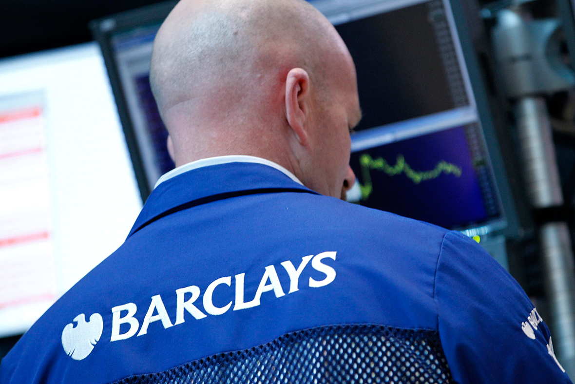 Barclays traders