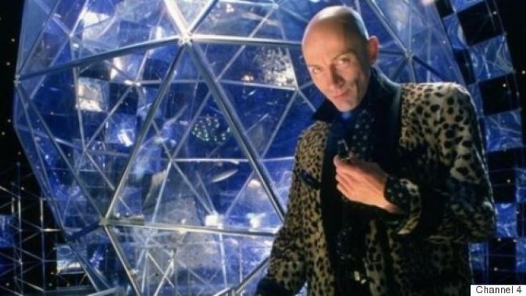 crystal maze