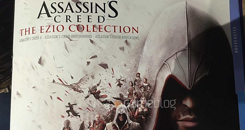 Assassin's Creed Ezio Collection