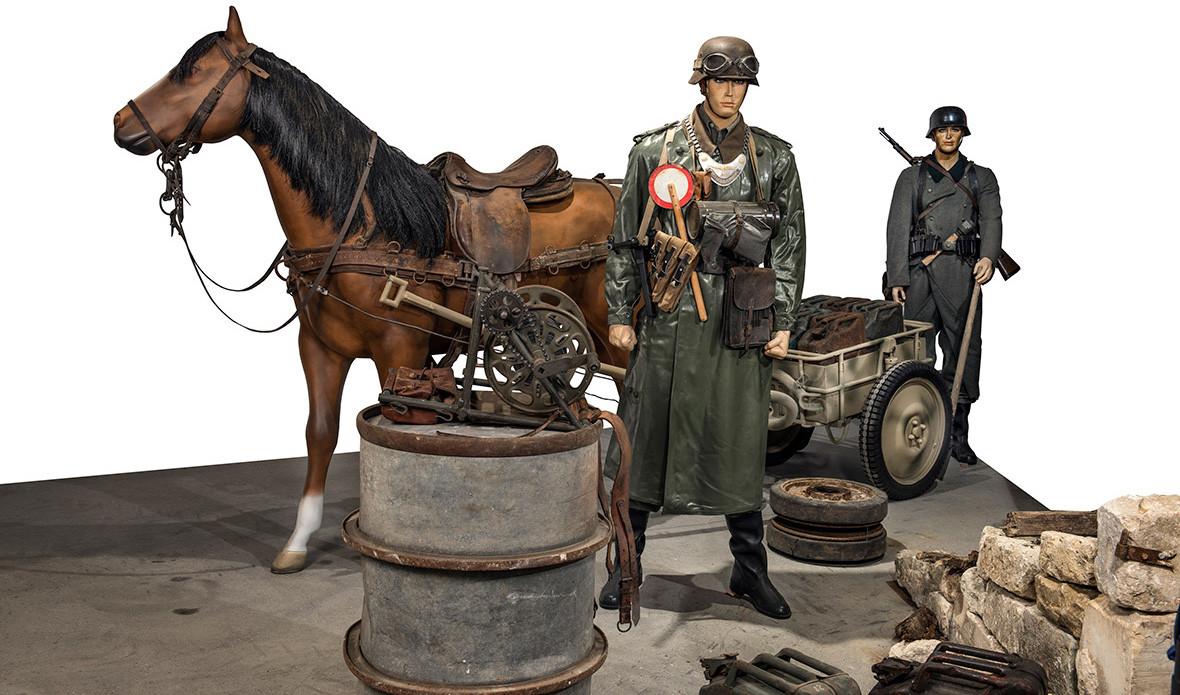 Normandy Tank Museum auction