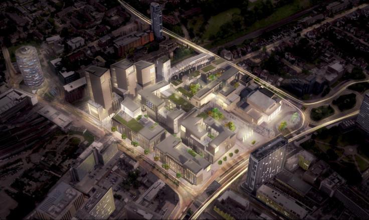 Croydon College Green London