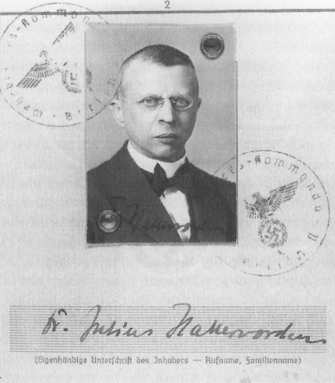 Julius Hallervorden