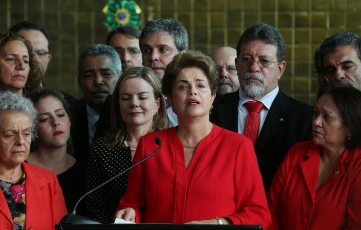 Dilma impeached