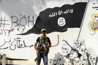 Jarablus Syria Islamic State