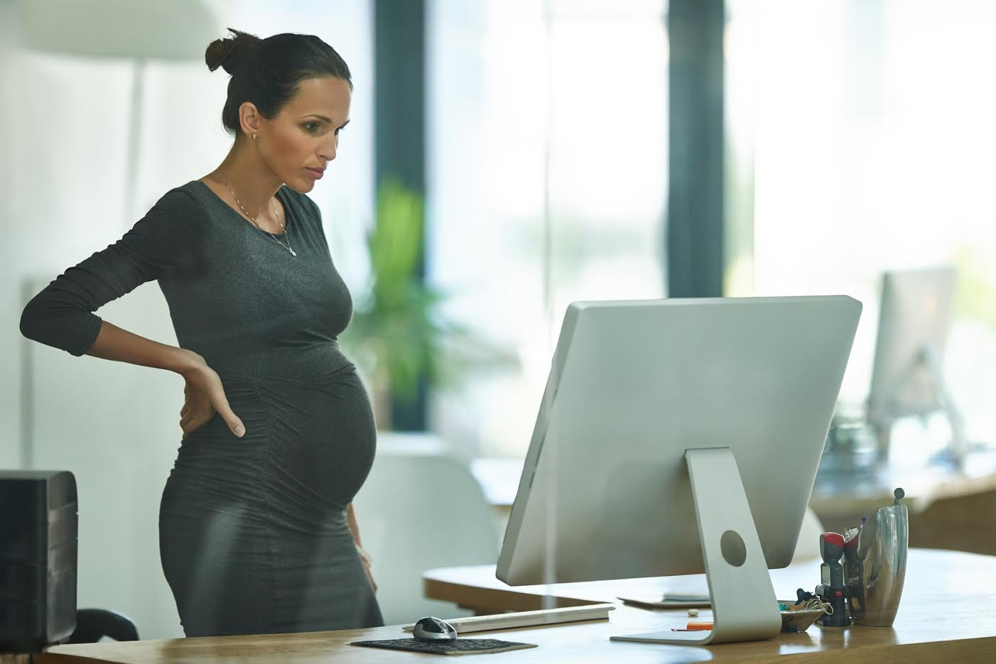 Give pregnant women greater job protection say MPs