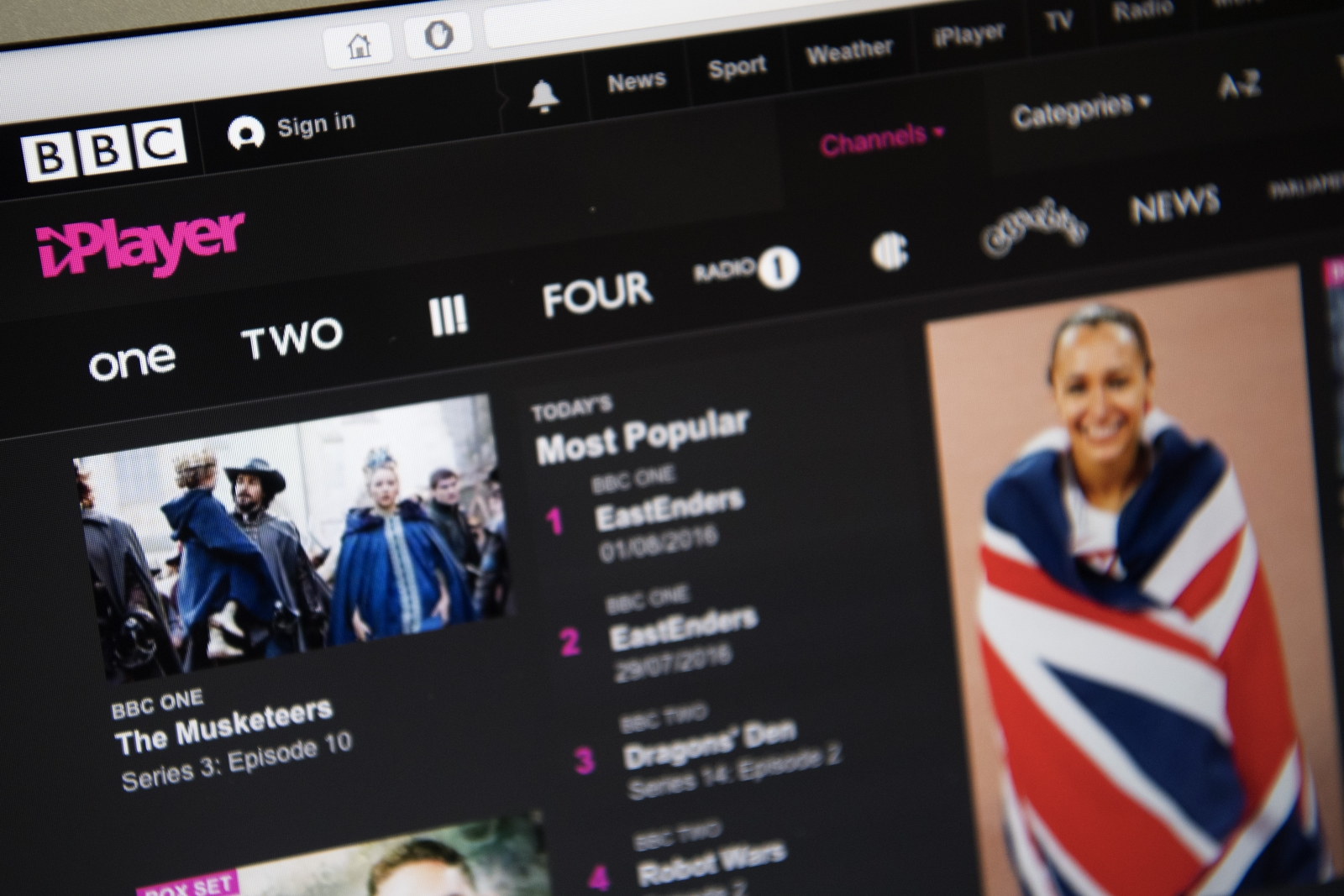 BBC iPlayer Users Now Need A TV License In The UK