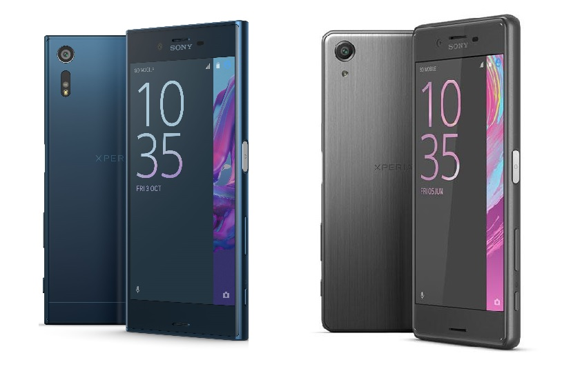 Sony Xperia XZ vs Xperia X