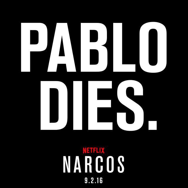 Narcos season 2 live stream on Netflix