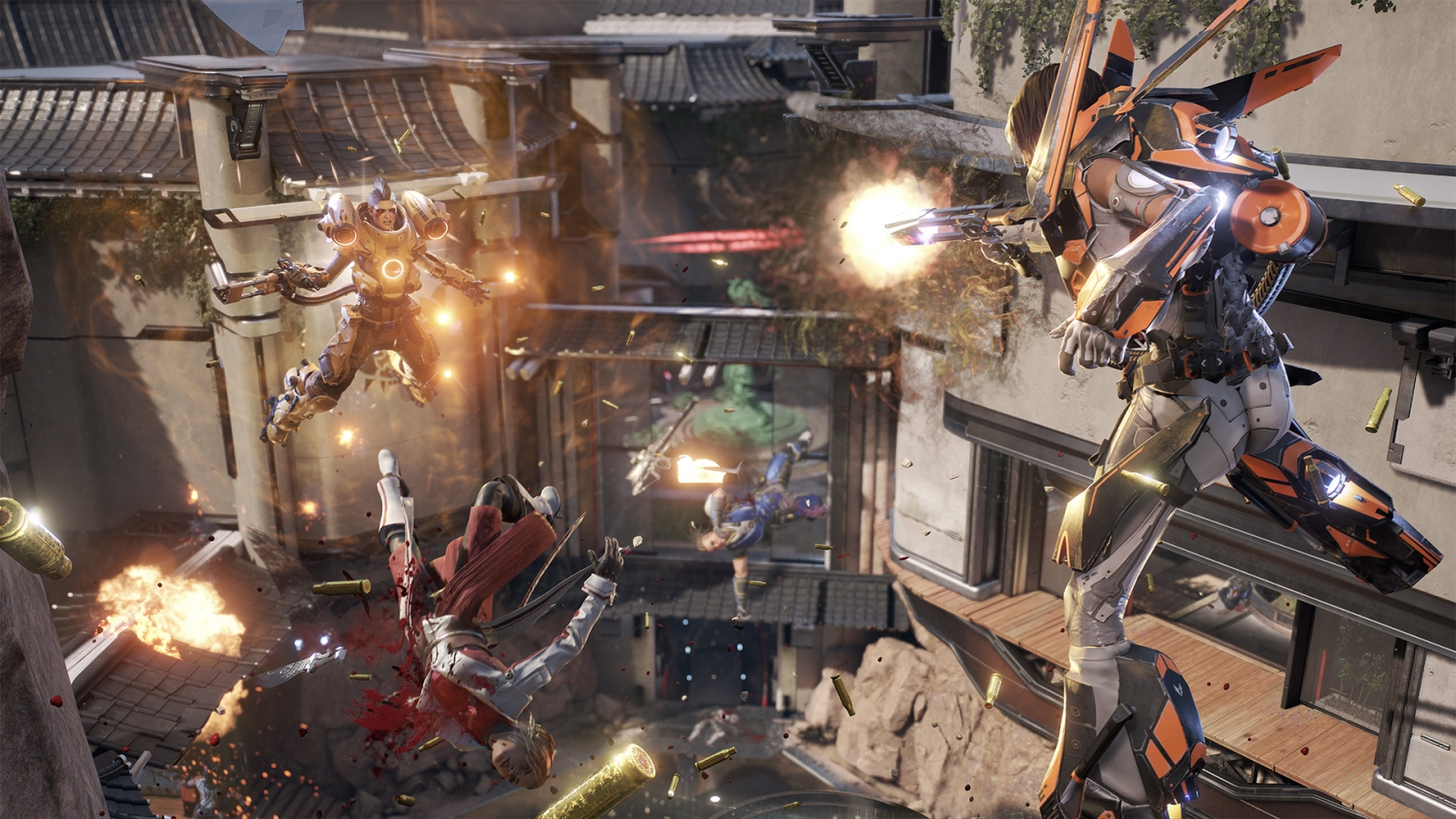 LawBreakers screenshot PC