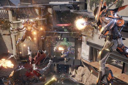 LawBreakers screenshot PC