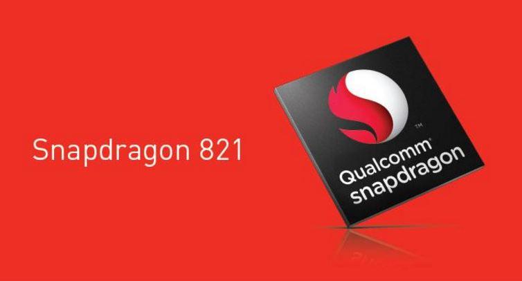 Qualcomm announces Snapdragon 821
