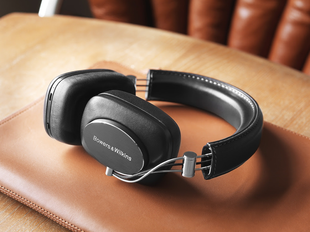 Bowers & Wilkins Wireless P7 headphones