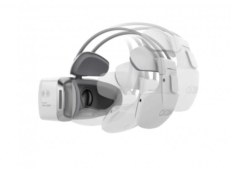 Alcatel Vision headband