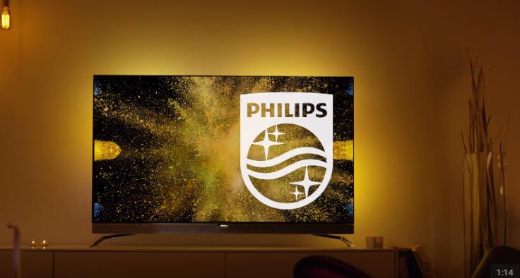 Philips OLED TV Ambilight