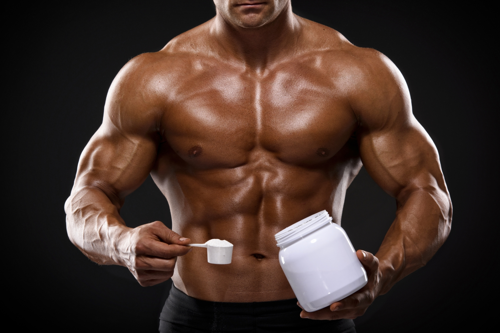 Best protein drink for muscle growth