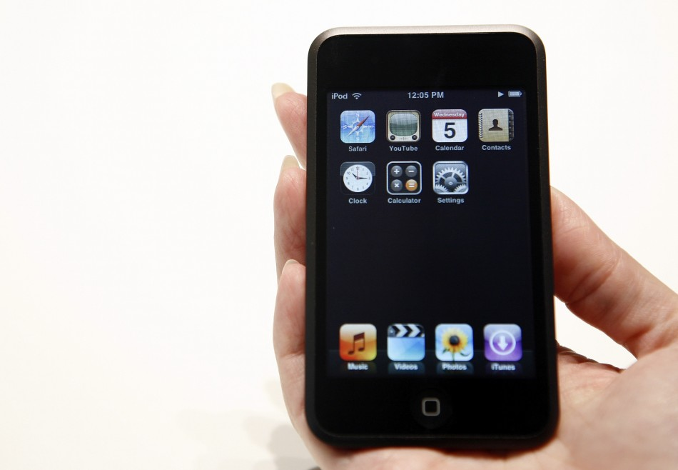 Apple to Announce New iPod Touch Alongside iPhone 5