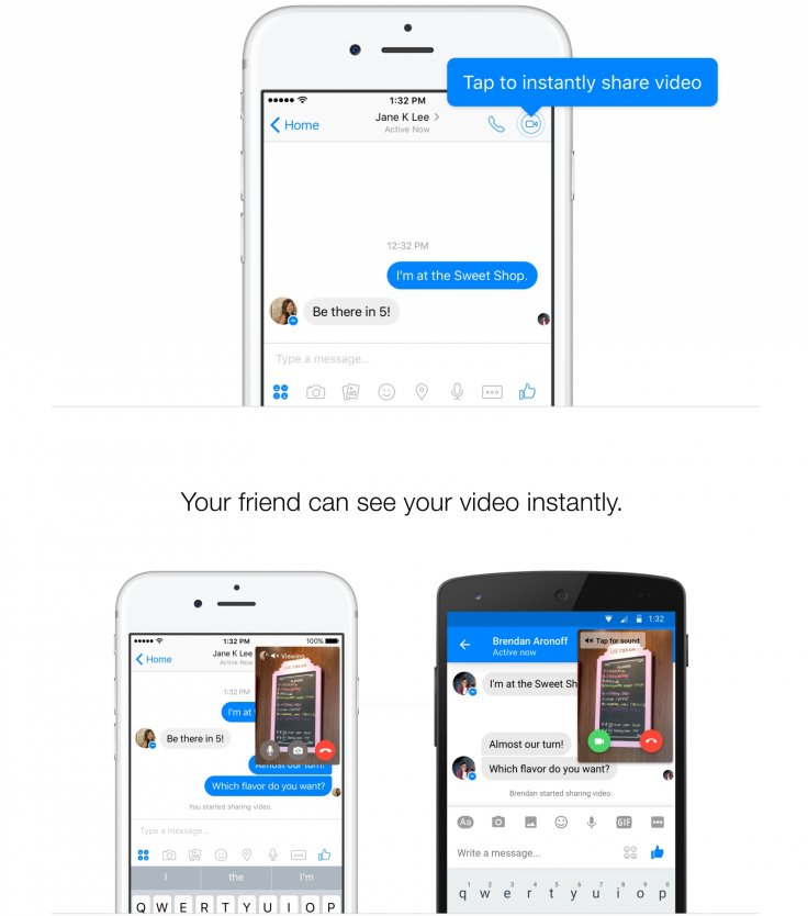 Instant Video from Facebook