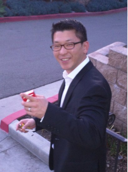 Isaac Choi, cofounder of WrkRiot