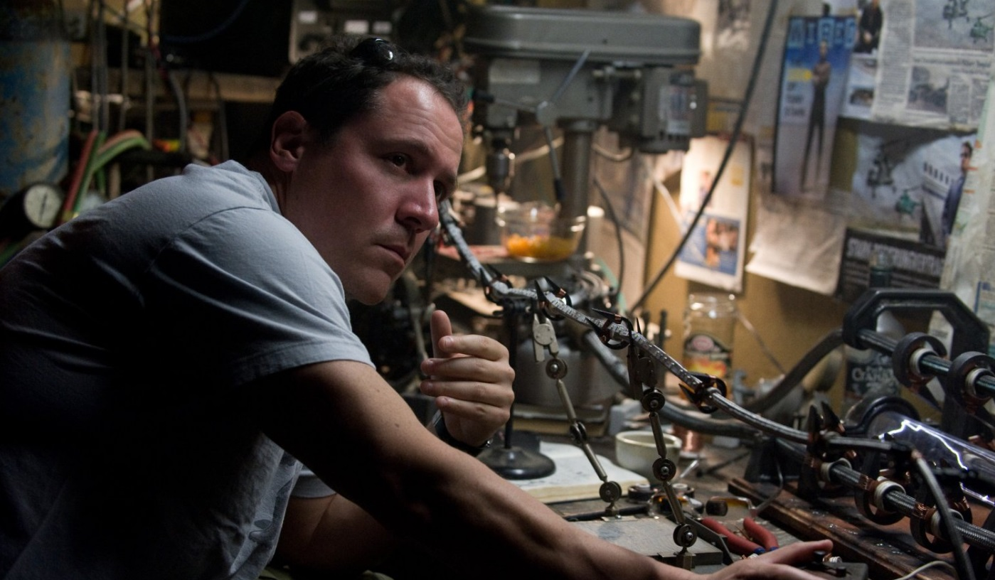 Jon Favreau in Iron Man 2