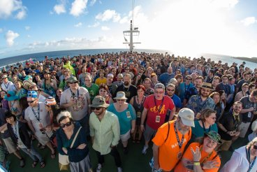 JoCo Cruise 2016 attendees