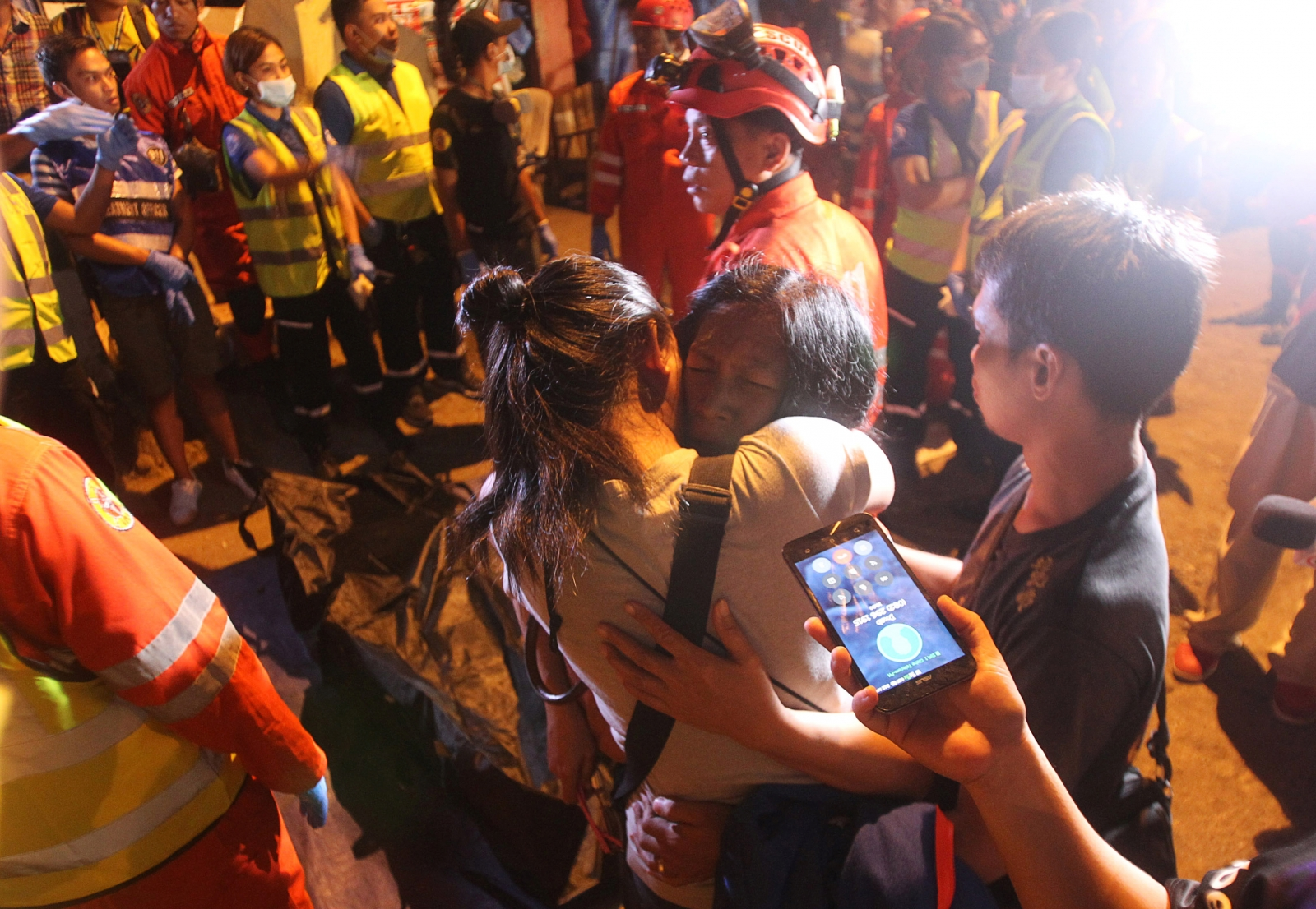 Philippines Davao city blast