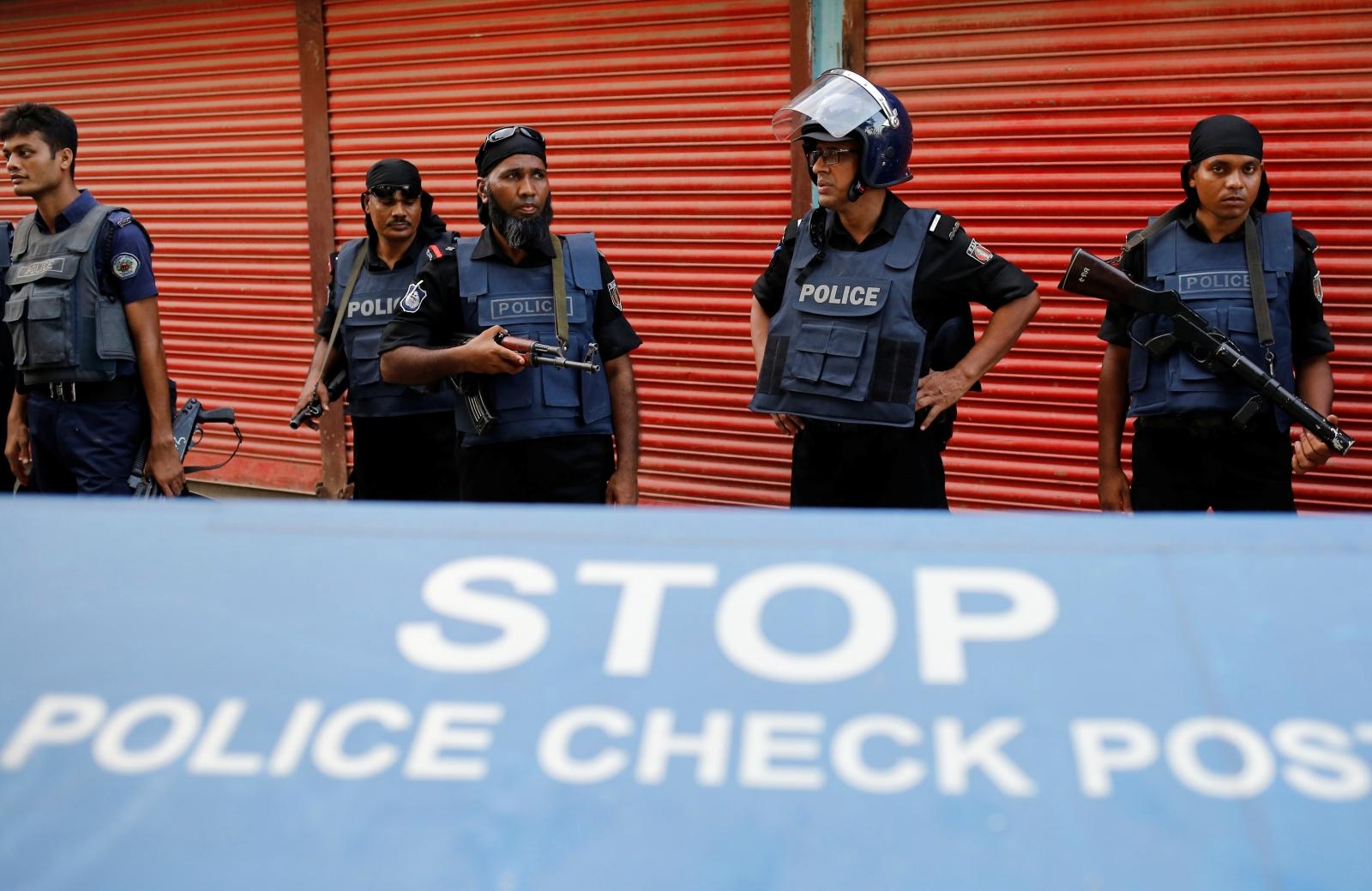 Bangladesh Islamist tycoon hanged