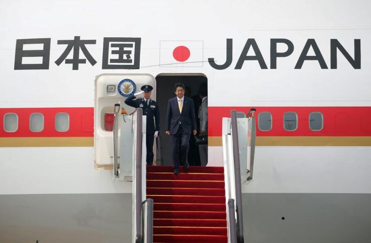 Shinzo Abe G20