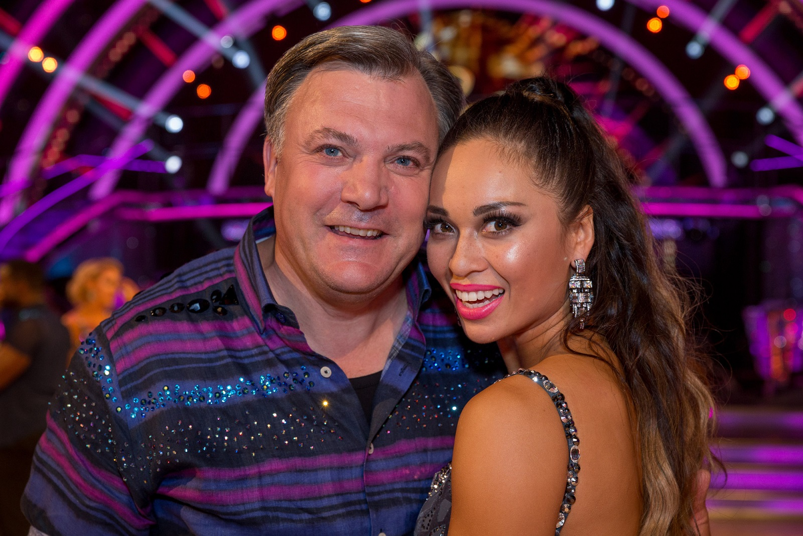 Ed Balls Katya Jones Strictly Come Dancing