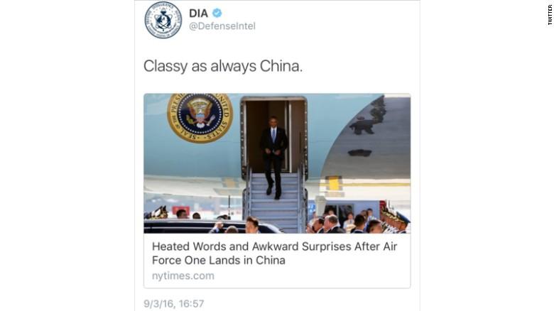 China-US confrrontation