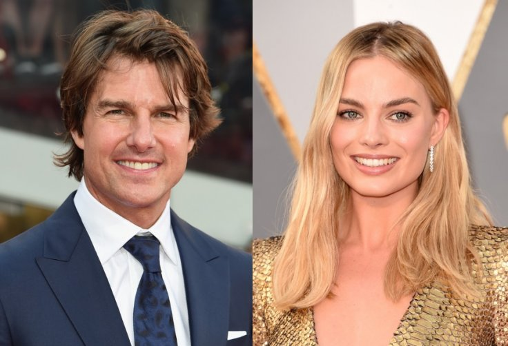 Tom Cruise and Margot Robbie