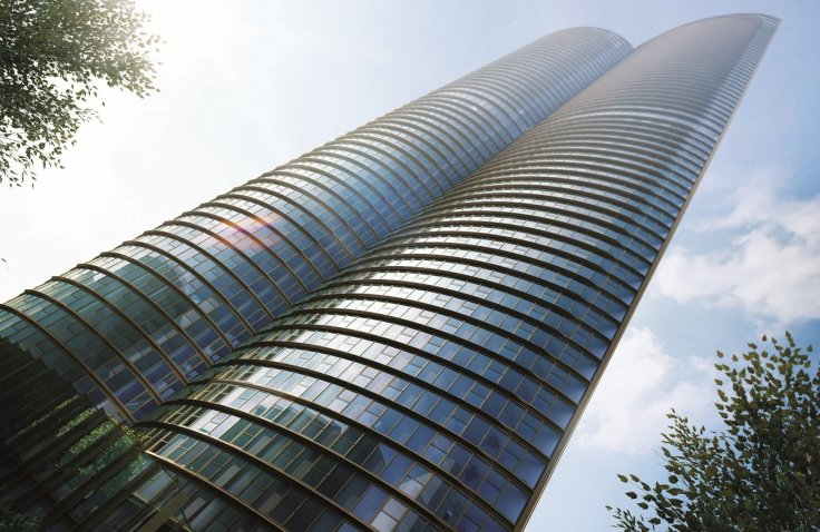 Spire One Canary Wharf London property